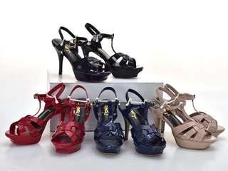 Y*S*L Tribute Premium High Heel Patent SAP136