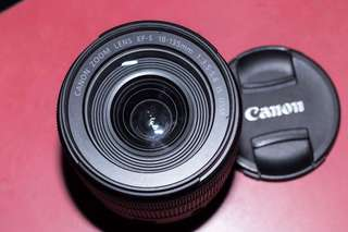 🚚 canon 18-135 is usm lens