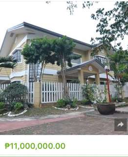 House for sale along Marcos Highway Cainta