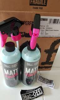 Muc-Off Matt Finish Detailer And Protectant