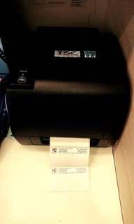 🚚 Desktop label printer