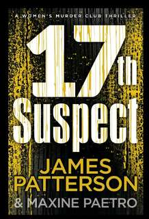 Ebook :The 17th Suspect