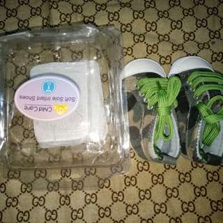Child Care New Infant Shoes(Size 0-6M)