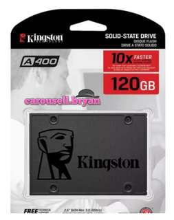 "KINGSTON SSD A400 SATA 2.5"" 120GB"