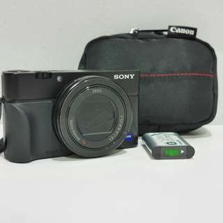 Used Sony RX100 iii Mark 3