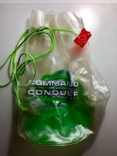 EA Command Conquer Tiberium War Nylon Drawstring Bag with NOD Tag