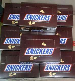 Snickers 12x20g bars