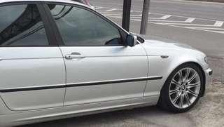 BMW E46 2002 320i (A)