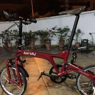Birdy Disc Bike