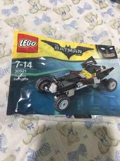 Lego the mini Batmobile  30521
