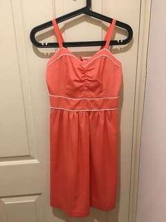 Review Pink Dress