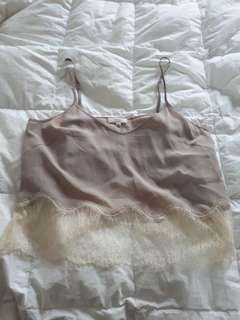 Aritzia (wilfred) top size s