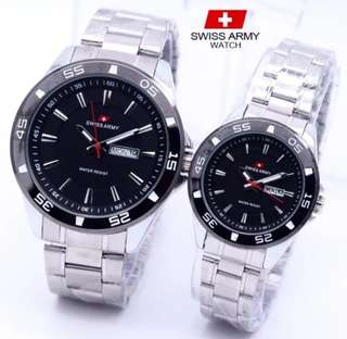 Jam couple swiss army