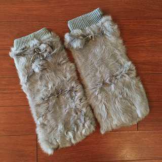 Leg warmer (grey)