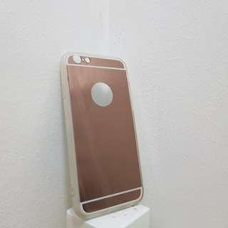 iPhone 6/s - Mirror Case Rose Gold