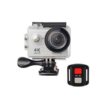🚚 2018 New EKEN H9R 4K Action Camera Wifi Sports Cam + Remote Control Shutter