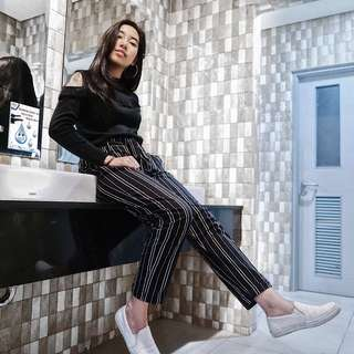 Striped Pants @nadibelle.id