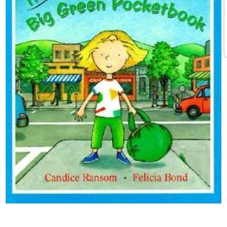 🚚 The big green pocketbook by
