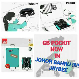 RENT GB POCKIT IN JB