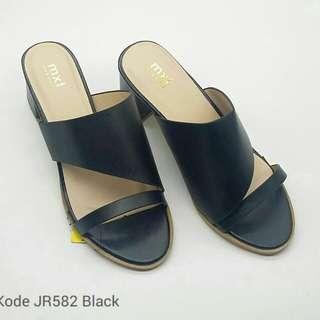 [MIXIT MXT HEELS JR582] Sandal Fashion Wanita Impor Murah