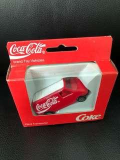 絕版-可口可樂Coca Cola 貨車 1991年出品
