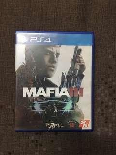 Mafia 3 PS4 Mafia III