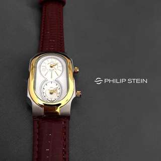 Philip stein watch with box