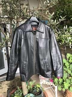 Danier Leather Mens Medium Jacket