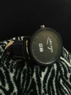 Unisex Good Night Watch
