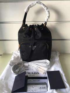 Prada cute Bucket Authentic Grade Quality