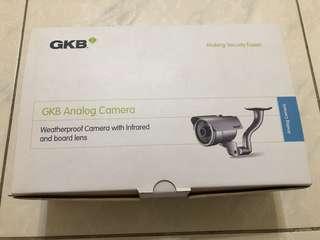 🚚 (全新)類比監視鏡頭 GKB 5009