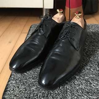 A.testoni Testoni made in Italy 意大利皮鞋 uk6 us7 eu39