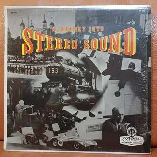 Reserved: A Journey Into Stereo Sound Vinyl Record