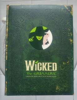 Wicked the Grimmerie