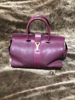 YSL medium leather cabas chyc