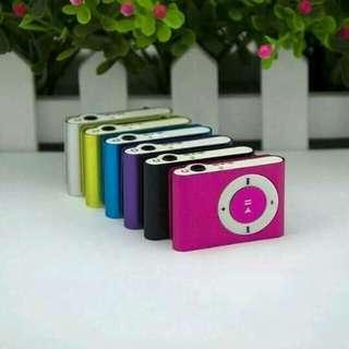 MP3 mini clip with FM