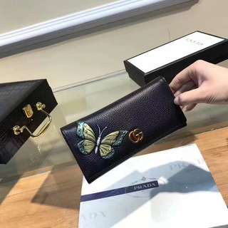 Gucci wallet butterfly