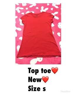 T-shirt kosong❤️