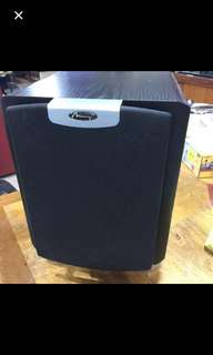 Mirage Omni S 8 active subwoofer