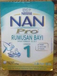 Nan Pro Langkah 1