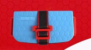 Kids bifold portable seat