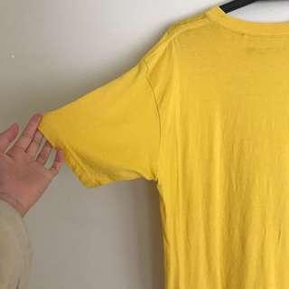 Bold Yellow T Shirt