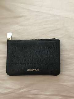 Oroton coin pouch NEW