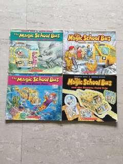 The Magic Schoolbus series