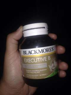 Blackmores executive B - vitamin anti stress