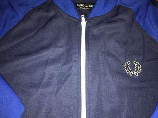 Authentic FRED PERRY Bomber Track Jacket