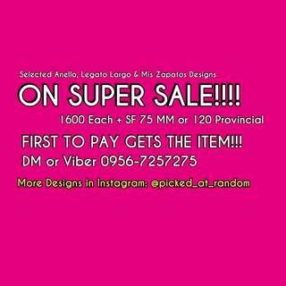 On Super Super Sale!!!!! Authentic Japan Bags