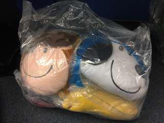 Snoopy 5-cushion set 史努比5個咕𠱸套裝