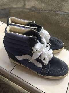 Vans Wedge Shoes