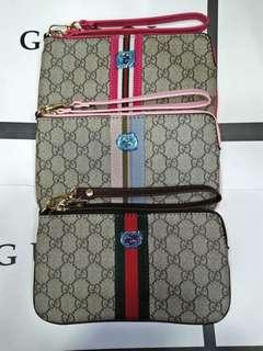 Gucci Wristlet Wallet